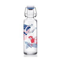 Soulbottles Meermenschen palack, 0,6 l