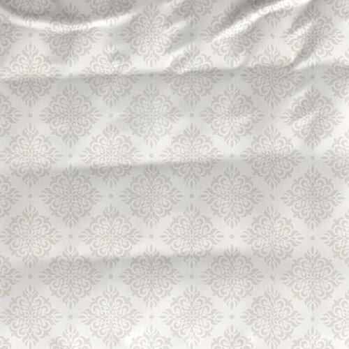 Pościel bawełniana Ornaments beżowa,, 140 x 200 cm, 70 x 90 cm