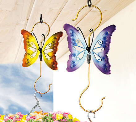 Wenko Závěsné háčky motýl 2 ks