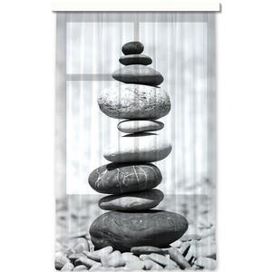 AG ART Závěs Stones, 140 x 245 cm