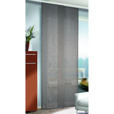 Albani závesový panel Alex sivá, 245 x 60 cm