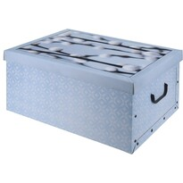 Koopman Úložný box New nature, modrá