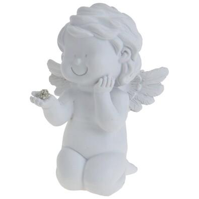 Vánoční anděl Barakiel, 10,5 cm