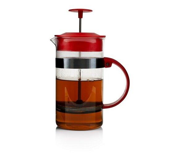 Kanvica na kávu 1L Becca, červená Banquet 49321005-A