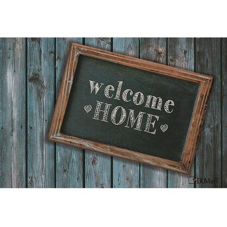Domarex LiveLaugh Welcome lábtörlő, 40 x 60 cm