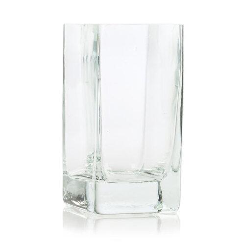 Altom Skleněná váza Luca, 10 x 15 x 10 cm