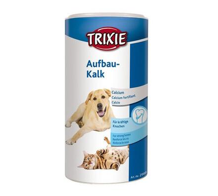Vápník pro kočky a psy TRIXIE Aufbaukalk 200 g