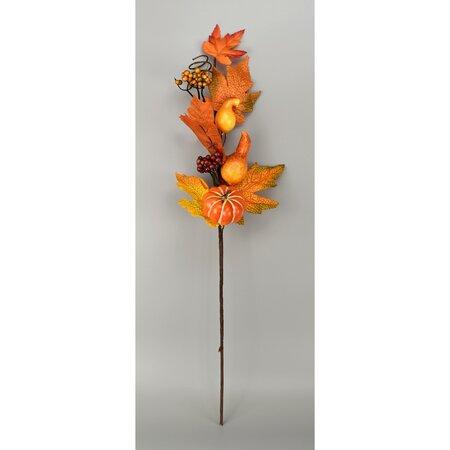 Podzimní dekorativní větvička Mera, 50 cm