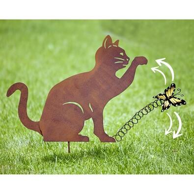 Wenko Zahradní dekorace kočka