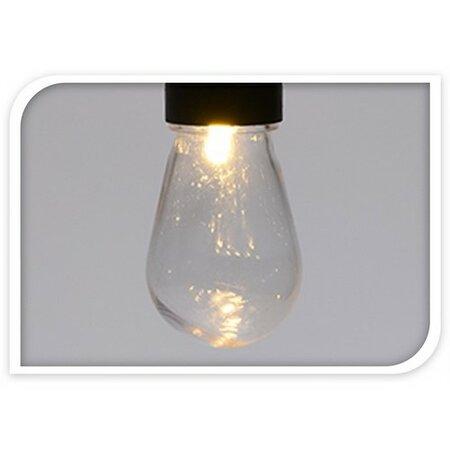 Lampki oświetlenie zewnętrzne, 20 LED