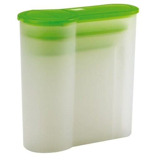 3dílná sada plastových dóz Eka