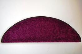 Nášlap na schody Eton, fialová, 24 x 65 cm