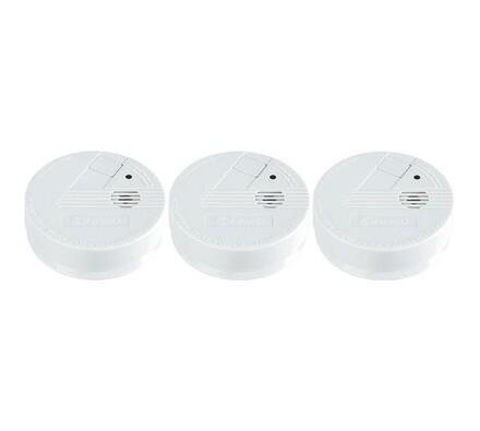 Kouřové detektory, bílá