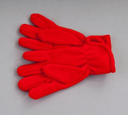 Rukavice dámské Karpet 5550, červené, červená