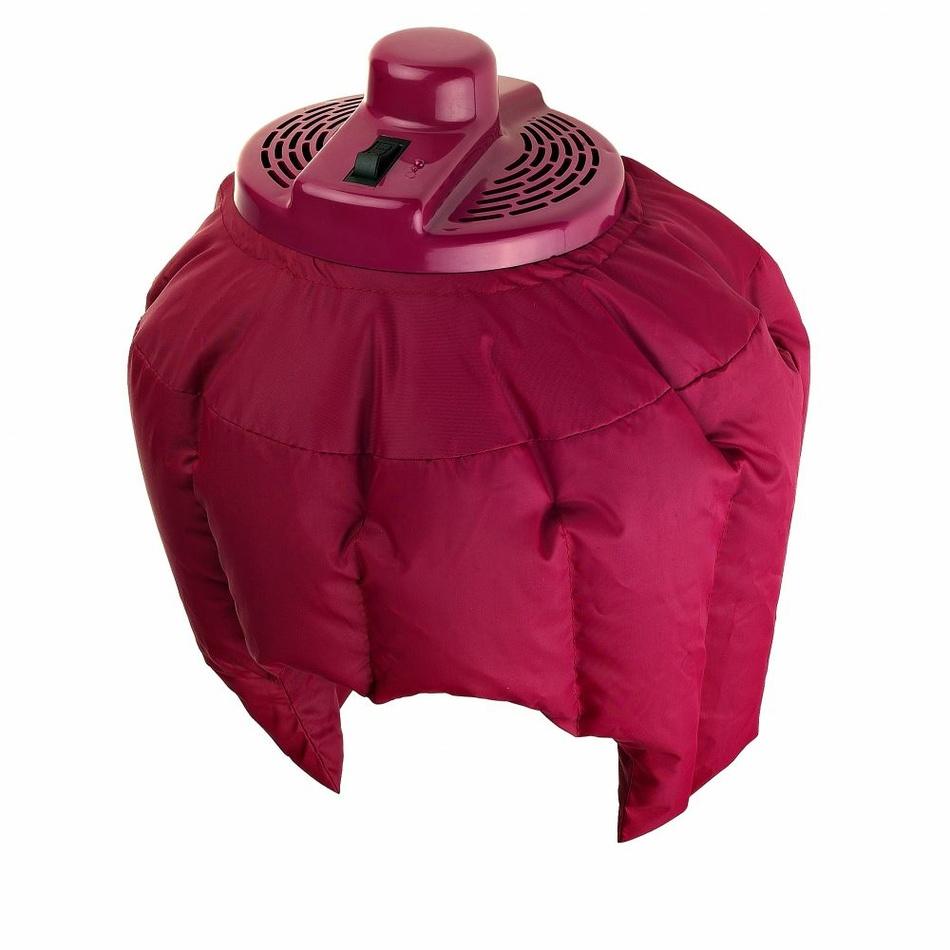 Produktové foto EFBE-SCHOTT LT 52 Vysoušecí helma, červená