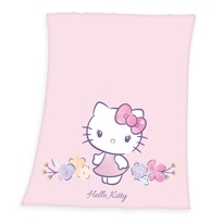 Hello Kitty takaró, 130 x 160 cm