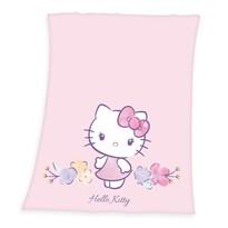 Pătură Hello Kitty, 130 x 160 cm