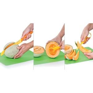 Tescoma PRESTO TONE nůž na melouny oranžový