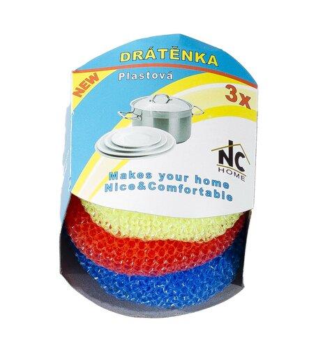 Drôtenka plastová Colors, 3 ks
