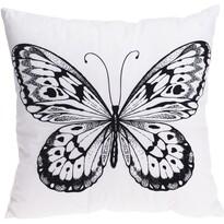 Koopman Pillangó párna, 45 x 45 cm