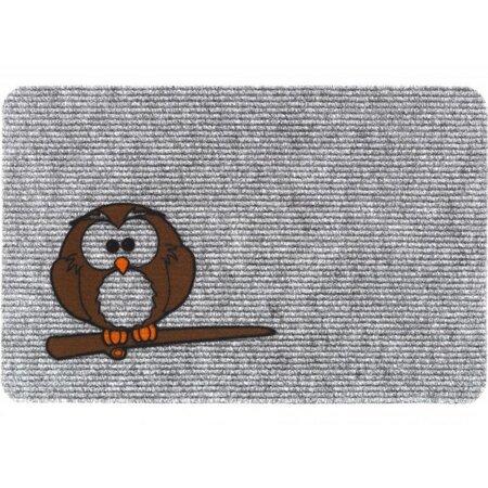 Flocky beltéri lábtörlő 205/086, 40 x 60 cm