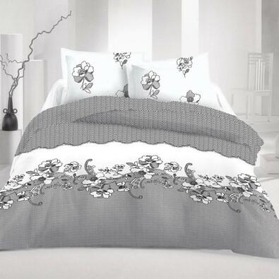 Lenjerie de pat din satin Dantelle Luxury  Collection, 200 x 200 cm, 2 buc. 70 x 90 cm