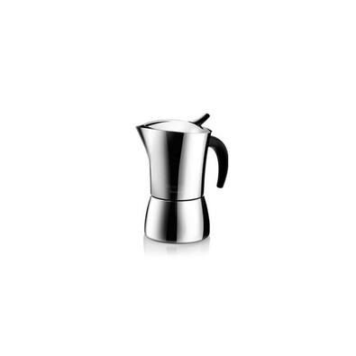 Kávovar MONTE CARLO, 4 šálky, Tescoma, stříbrná