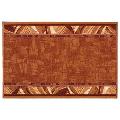 Kobercový behúň Corrida terakota, 67 x 100 cm