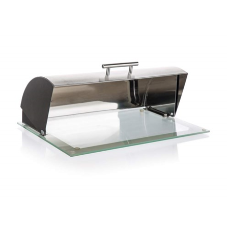 Banquet Chlebník Grande Glass 39 x 28,5 x 14 cm