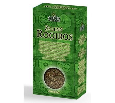 Rooibos, Zelený