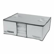 Compactor Pojemnik do przechowywania My Friends, 58,5 x 68,5 x 25,5 cm