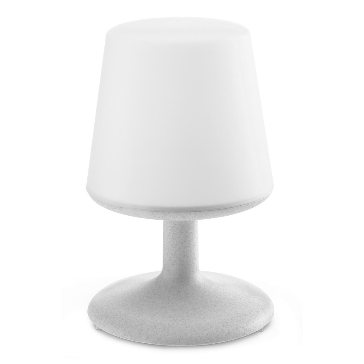LIGHT TO GO lampa Organic KOZIOL (barva-organic šedá)