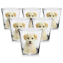 Cerve Pohár Dog 250 ml, 6 ks