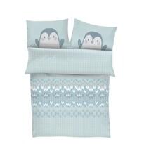 Lenjerie de pat s.Oliver, pentru copii, din satin,5993/610, 100 x 135 cm, 40 x 60 cm