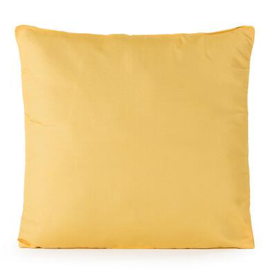 Polštářek Katie žlutá, 40 x 40 cm