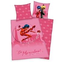 Detské bavlnené obliečky Be Miraculous, 140 x 200 cm, 70 x 90 cm