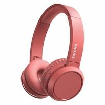 Philips TAH4205RD/00 Bluetooth sluchátka, červená