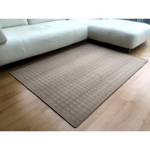 Kusový koberec Valencia béžová, 120 x 170 cm