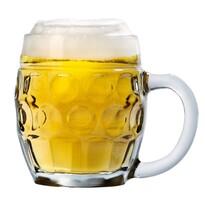 Pivný pohár s uchom TÜBINGER, 0,4 l