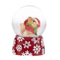Snežítko s medvedíkom, 6,3 cm