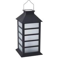 Solární LED lucerna Stacy, 14 x 27 cm