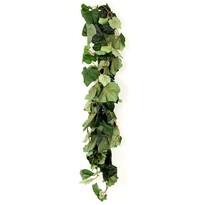 Mű szőlőlevél, zöld, 170 cm