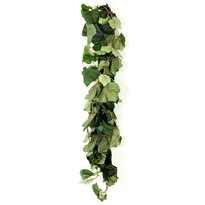 Umelé listy viniča zelená, 170 cm