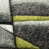 Kusový koberec Brilliance zelená, 120 x 170 cm