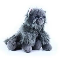 Pisică britanică Rappa, din pluș, 30 cm
