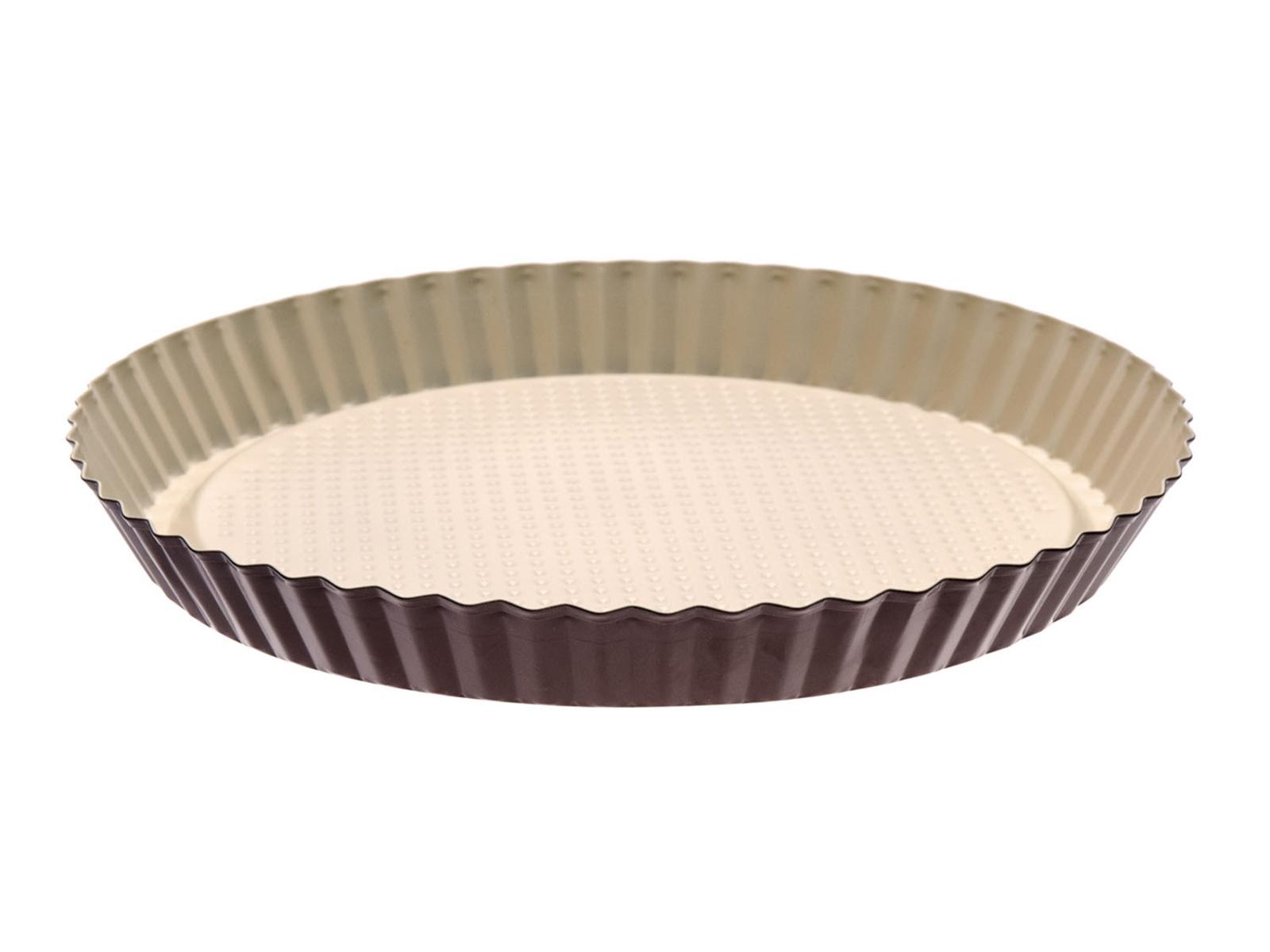 Florina forma na koláč, hnedá