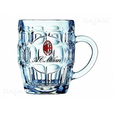 Sklenice AC Milan 0,5 l