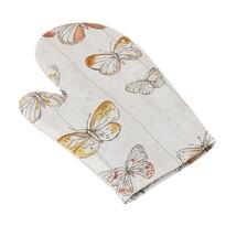 Chňapka Ema Motýliky na dreve, 18 x 28 cm
