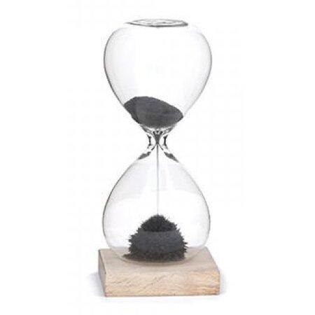 Deluxe přesýpací magnetické hodiny, 16,5 cm