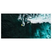 Towee rýchloschnúca osuška OCEAN, 80 x 160 cm
